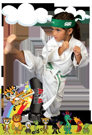 ATA Martial Arts Empowering Lives Martial Arts - ATA Tigers